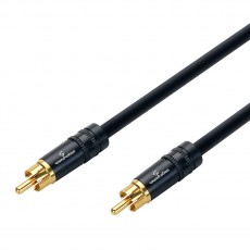 SOUNDSATION WM-PRCA06 Cavo Wiremaster RCA-RCA / 0,6mt