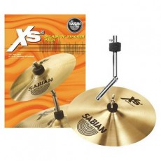 "Sabian XS20 Splash 10"" 'N' Stacker Pack"