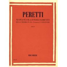 Peretti - Nuova Scuola d'Insegnamento della Tromba In Sib parte 2