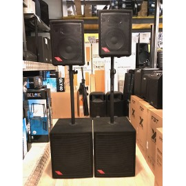 Proel EXKIT1510 Sistema amplificato