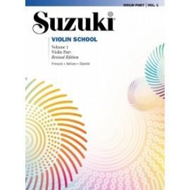 Suzuki - Violin School Vol 1
