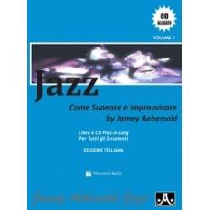 Aebersold Vol. 1 - Jazz - Come suonare e improvvisare (con CD)