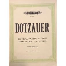 Dotzauer -Etudes(113) 1