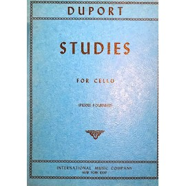 Duport - Studies