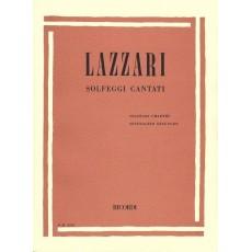 Lazzari -Solfeggi Cantati