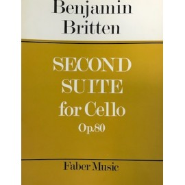 Britten - Second suite for cello, op. 80