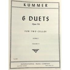 Kummer - 6 Duets op.156