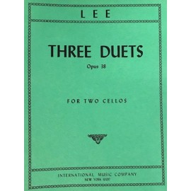 Lee - Three Duets Opus 38