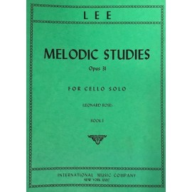 Lee - Melodic Studies op 31