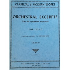Rose - Orchestral Excerpts Vol. 3