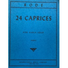 Rode - 24 Caprices