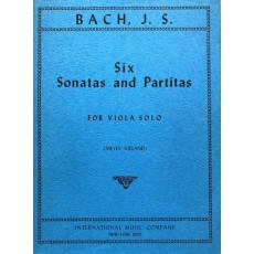 Bach - Six Sonatas and Partitas