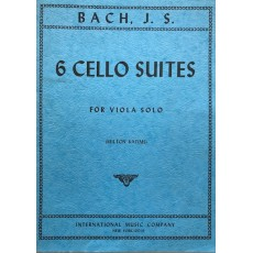 Bach -  6 Cello Suites