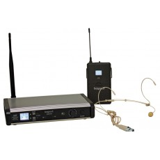 Bespeco GM9781H Radiomicrofono Headset UHF