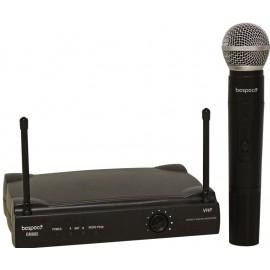 Bespeco GM805 Radiomicrofono singolo palmare VHF.