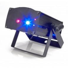 Micro Royal Galaxian II Laser blu e rosso