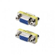 Adattatore VGA DB 15 poli HD F/F