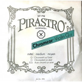 Pirastro Chromcor SOL Medium Violino