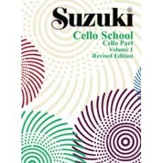 Suzuki - Suzuki Cello School - Vol. 1