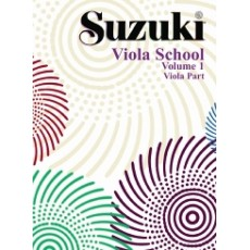 Suzuki - Viola School - Vol. 1
