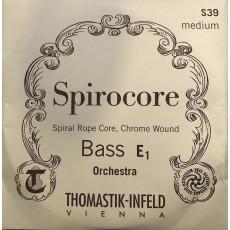Thomastik Spirocore Mi C/basso Medium