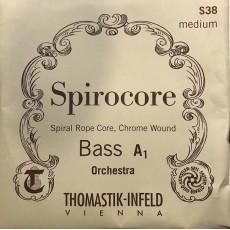 Thomastik Spirocore LA C/basso Medium