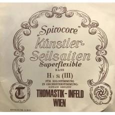 Thomastik Spirocore SI SOLO C/basso Medium