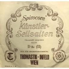 Thomastik Spirocore RE C/basso Medium