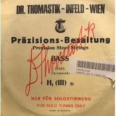 Thomastik Präzision SI SOLO C/basso