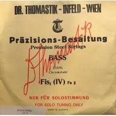 Thomastik Präzision FA Diesis  SOLO C/basso