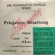 Thomastik Präzision RE VIOLA Mittel