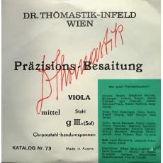 Thomastik Präzision SOL VIOLA Mittel