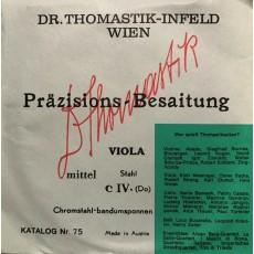 Thomastik Präzision DO VIOLA Mittel