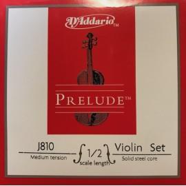 D'Addario Prelude J810 set 1/2