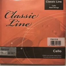 Gewa Muta Cello 4/4 Classic Line
