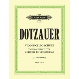 Dotzauer - Metodo per Violoncello Vol 1
