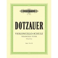 Dotzauer - Metodo per Violoncello Vol 3