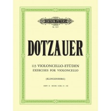 Dotzauer -113 Exercises Vol.2