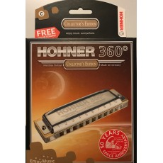 Hohner 360° Armonica diatonica in DO