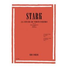 Stark 24 Studi di virtuosismo Op. 51