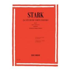 Stark 24 Studi di virtuosismo Op. 51 Fasc2