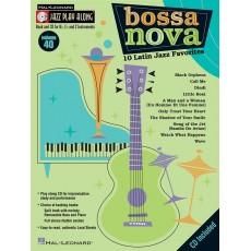 Hal Leonard Bossa Nova - 10 Latin Jazz Favorites CD