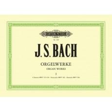 Bach J.S. Orgelwerke 1