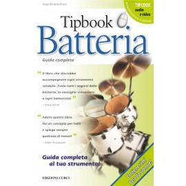 Tipbook Batteria