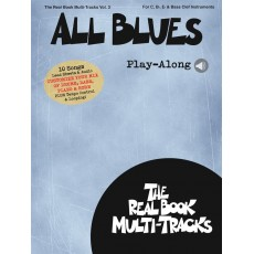 Real Book - All Blues Play-Along