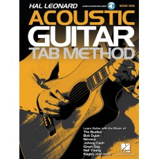 Acoustic Guitar Tab Method - Book 1