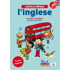Canta & Impara l'Inglese + CD