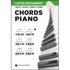 Little Dictionary Chords Piano