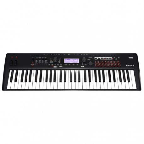 korg KROSS 2-61 workstation