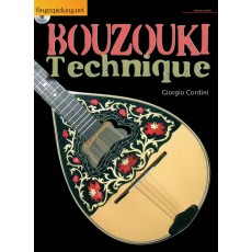 Bouzouki: tecniche di base + CD